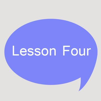 درس 4 کتاب کار زبان هشتم