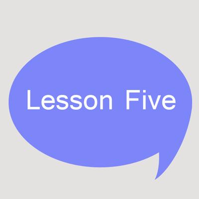 درس 5 کتاب کار زبان هشتم